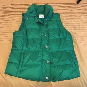 OLD NAVY Vest Women's Frost Free Puffy